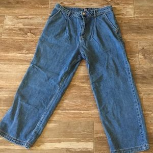 Urban Outfitters pleaded high rise jeans